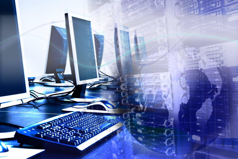 В Каменском реализуют программу «Информационные системы»