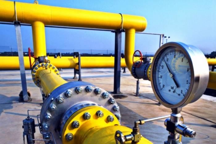Залежи газа на Украине