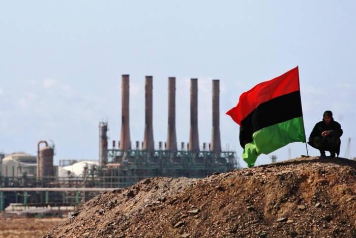 Раздел Ливии