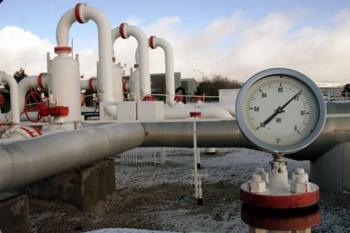 Газ Туркмении
