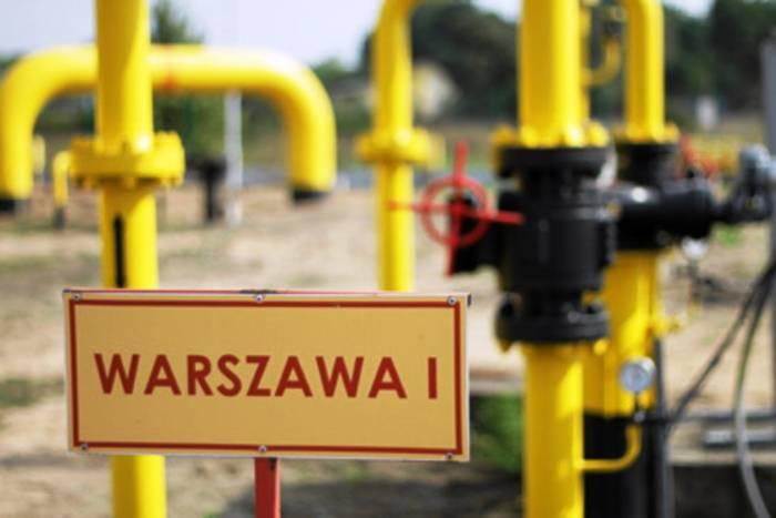 Польша Газпром
