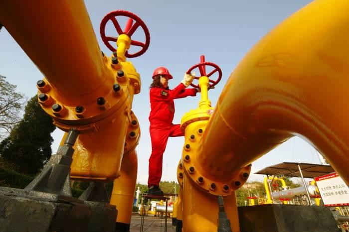 Китайский сланцевый газ
