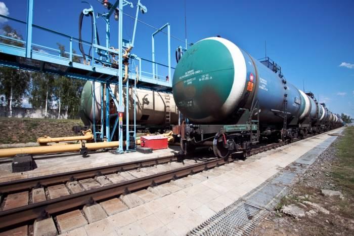 Казахская нефть