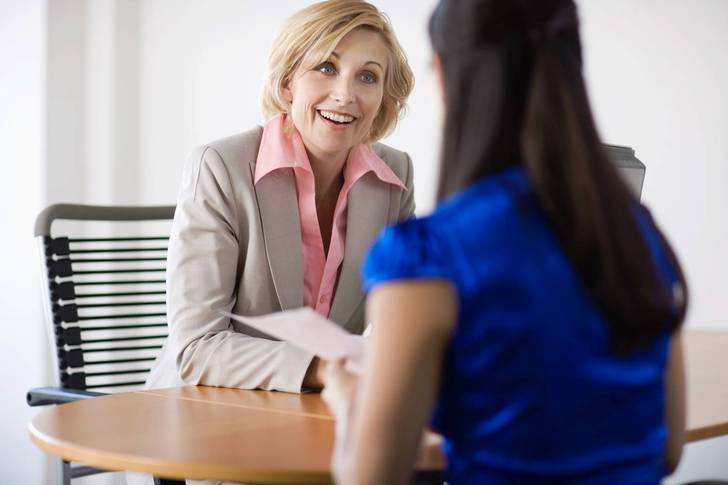personal interview Personal interviews represent a bridge that candidates must cross to move from job seeker to new hire however, many interviewees fail to appreciate personal interviews as a pre-acceptance tool that can help them avoid making a career mistake.