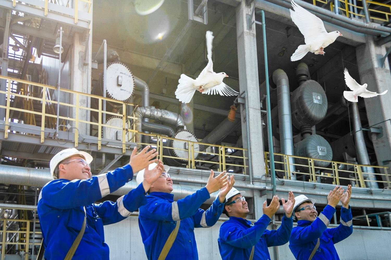 Уфимский нефтяной техникум - кузница кадров специалистов