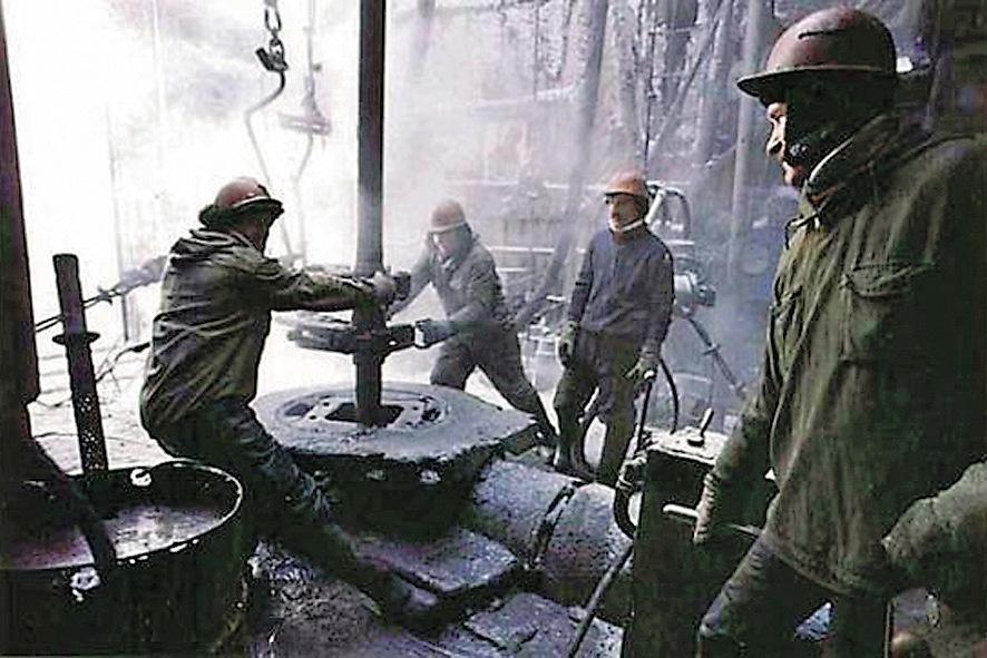 Нефтяные вакансии и рынок труда в нефтяной отрасли