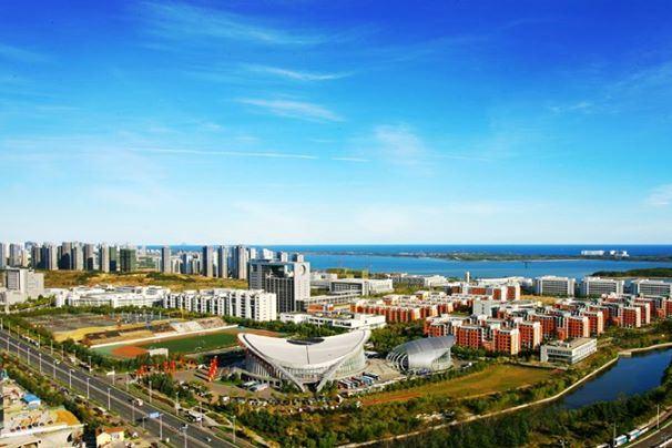 Китайский нефтяной университет циндао